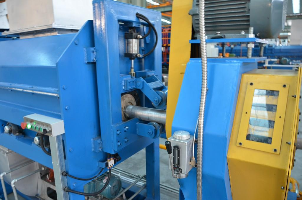 A plant with our 11 extrusion lines