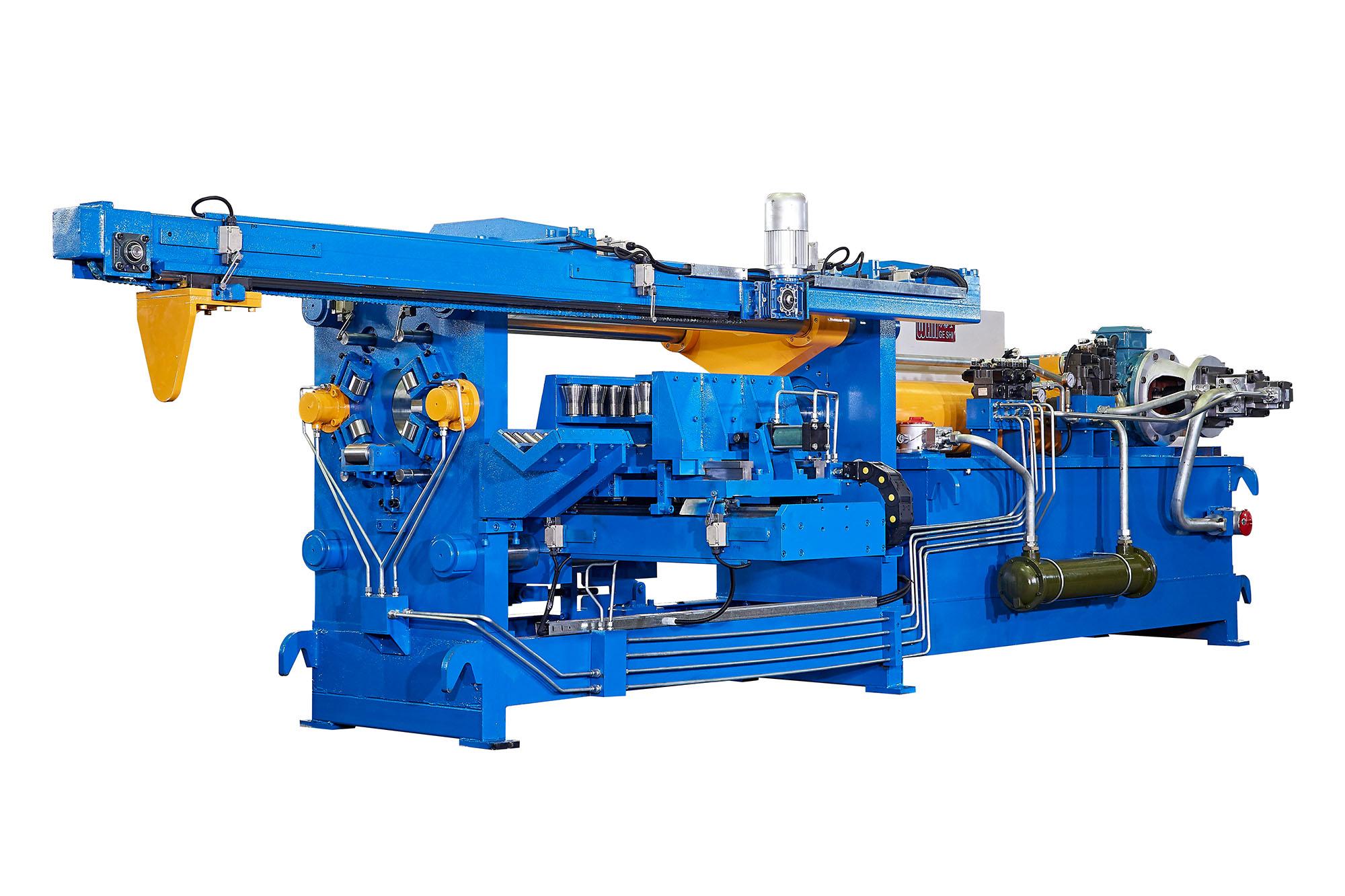 Wangeshi Professional aluminium billet casting machine vendor for cleaning aluminium billet-1