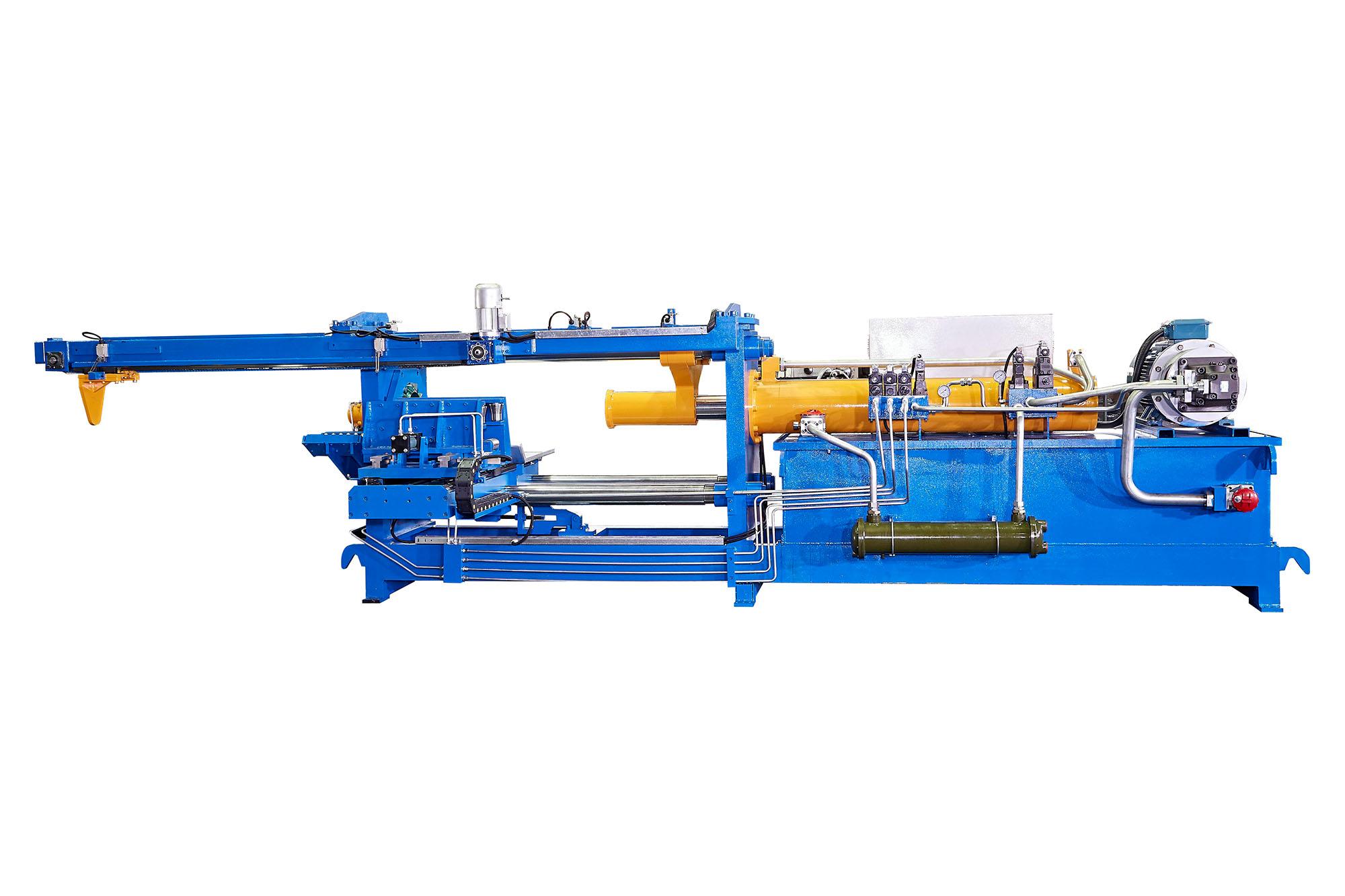 Wangeshi Professional aluminium billet casting machine vendor for cleaning aluminium billet-2