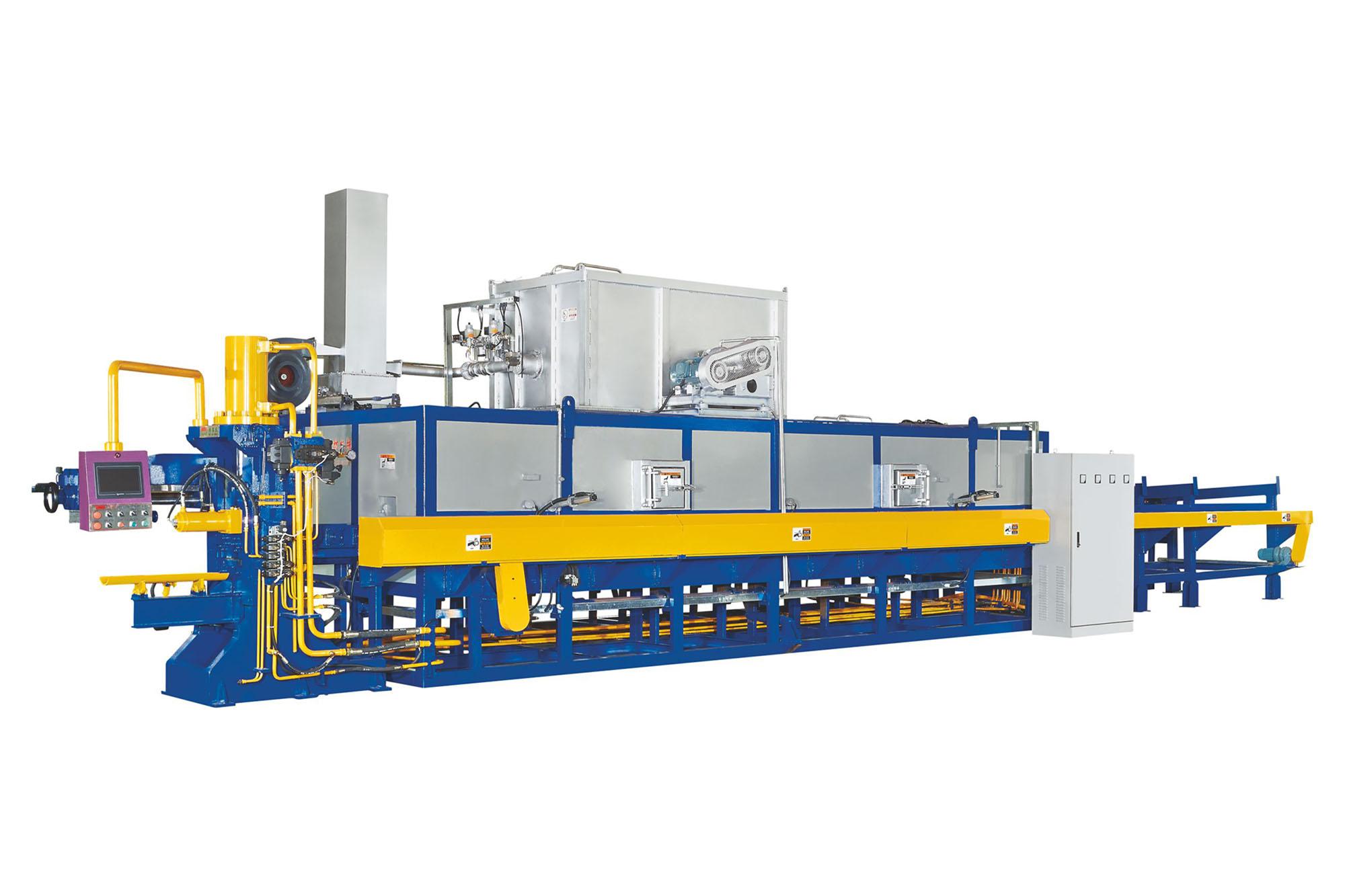 High-quality aluminium extrusion equipment company for aluminum extrusion-1