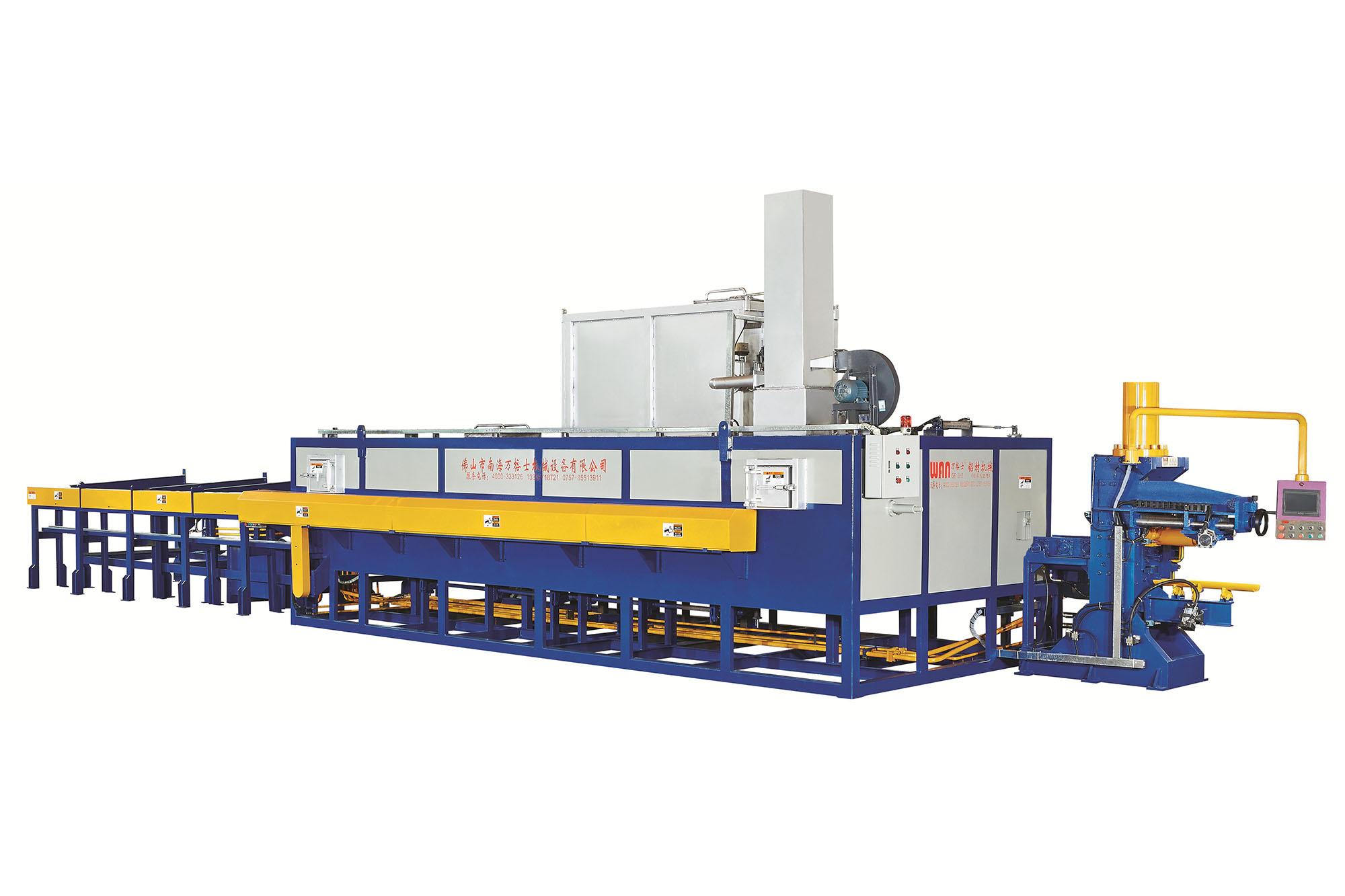 High-quality aluminium extrusion equipment company for aluminum extrusion-2