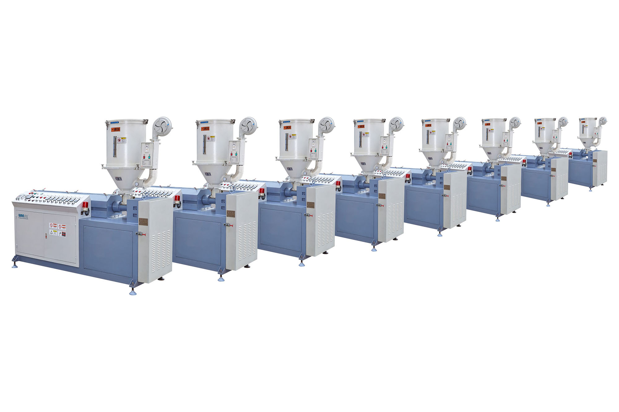Wangeshi extrusion production line cost for making PA66 nylon strip-1
