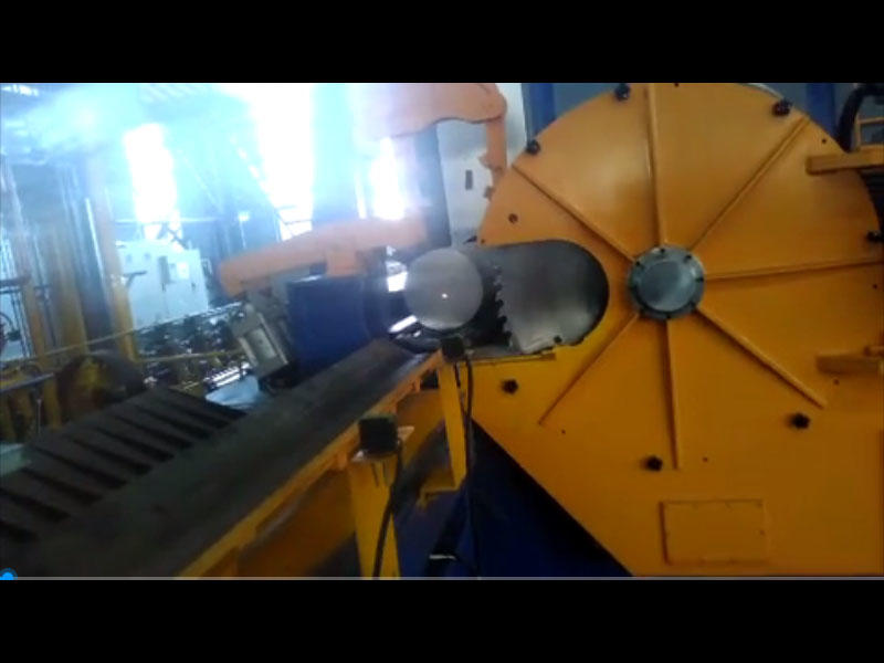 Hot saw video