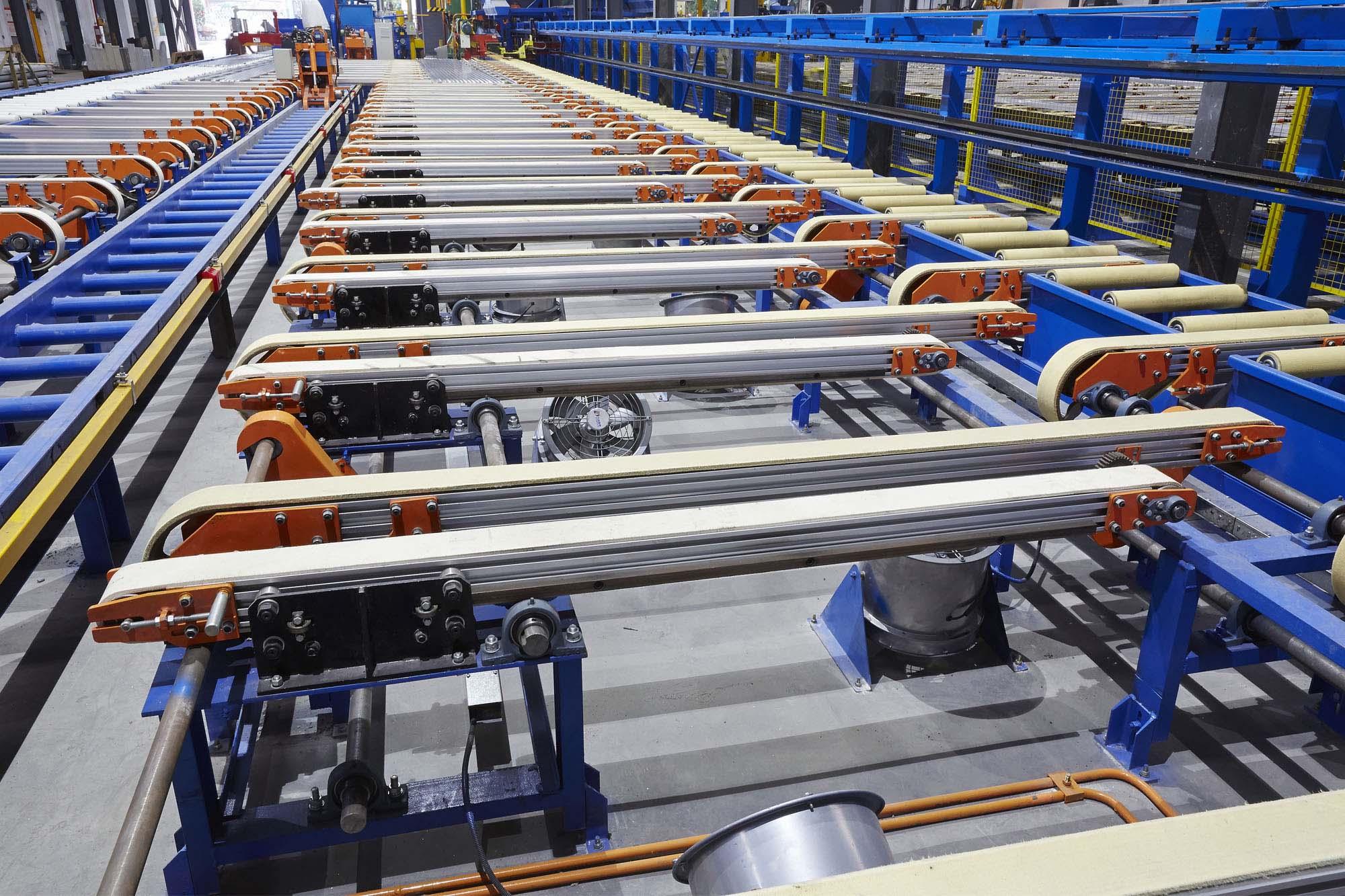 Wangeshi aluminium extrusion machines factory price for aluminum profile-2