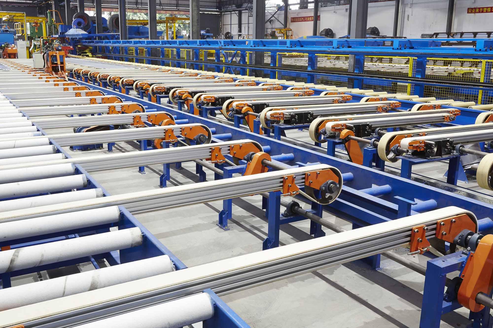 Wangeshi aluminium extrusion machines factory price for aluminum profile-1
