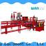 Wangeshi Latest knurling machine company for alumium profile processing