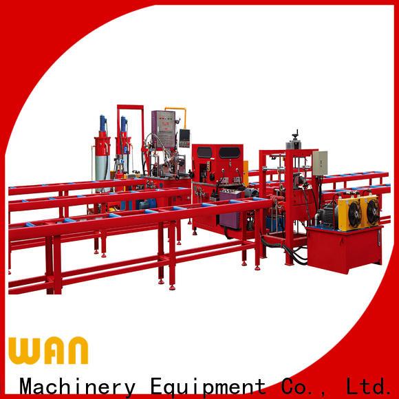 Wangeshi Top knurling machine factory
