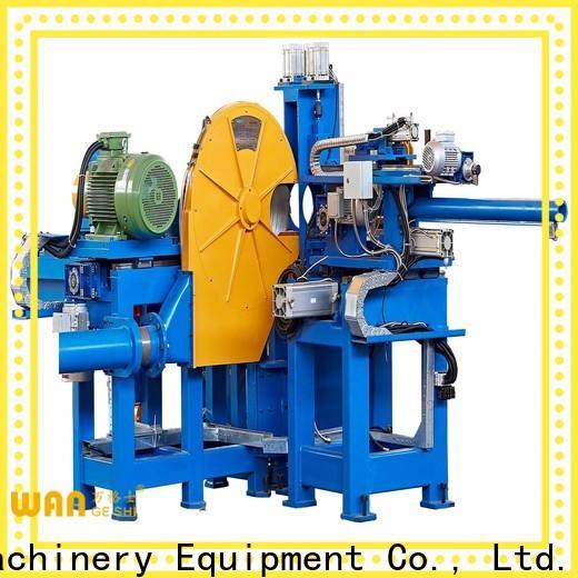 Wangeshi aluminium cutting machine price for cut off the aluminum rods