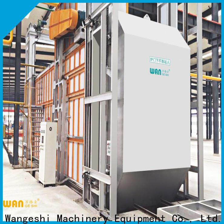 Professional aluminum aging furnace factory price for high temperature thermal processes of aluminum