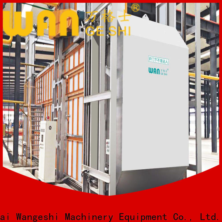 High-quality aluminum aging oven manufacturers for high temperature thermal processes of aluminum