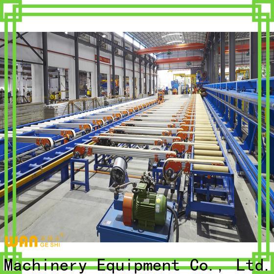 High efficiency aluminium extrusion machines factory price for aluminum profile