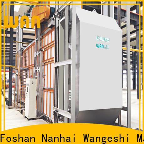 Wangeshi Quality aluminum aging furnace company for aging heat treatment