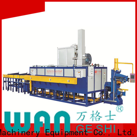 Quality billet reheating furnace cost for for preheating individual aluminum billet