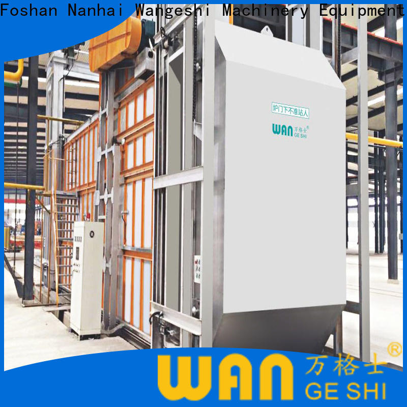 New aluminum aging furnace factory price for aging heat treatment