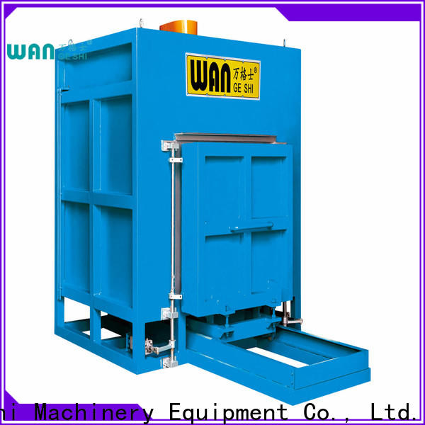 Wangeshi Professional industrial infrared oven suppliers for heating aluminum profile