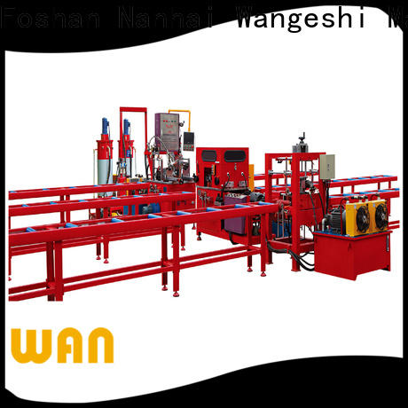 Wangeshi knurling machine for sale