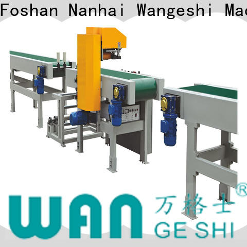 Wangeshi High efficiency film packing machine company for ultrasonic auto film welding