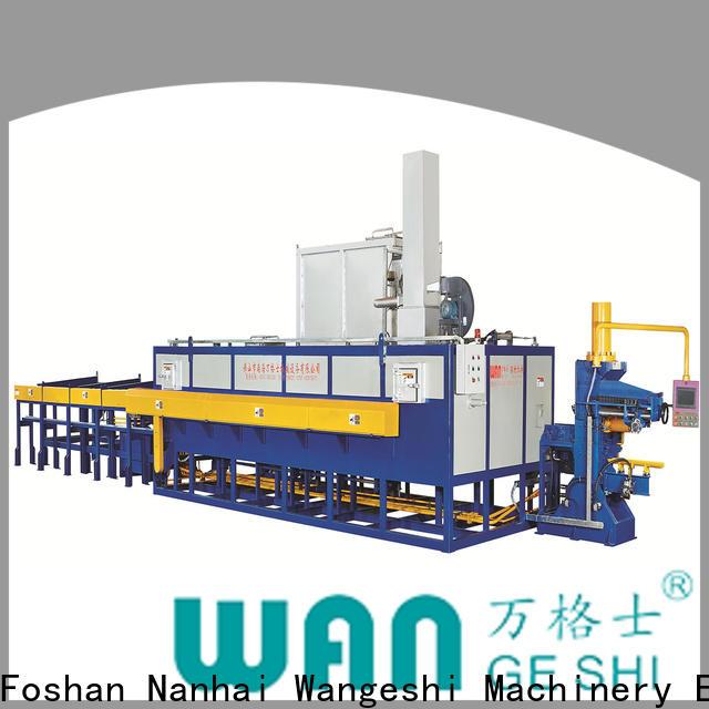 High-quality aluminium extrusion equipment company for aluminum extrusion