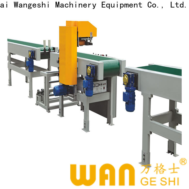 Wangeshi film packaging machine company for packing profile