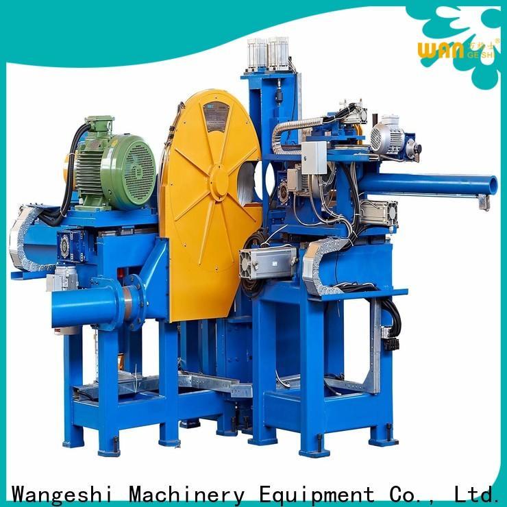 Wangeshi hot shearing machine for sale for shearing aluminum rods