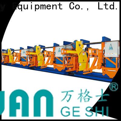 Wangeshi High-quality aluminium extrusion equipment factory price for traction aluminum profiles moving