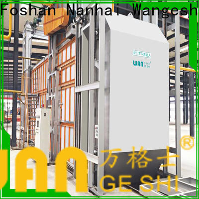 Best aging furnace price for high temperature thermal processes of aluminum