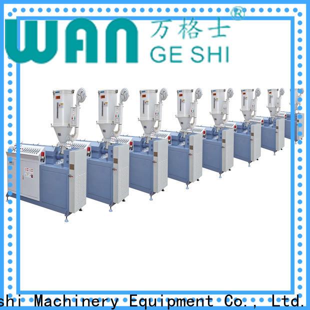 Wangeshi thermal break machine manufacturers for PA66 nylong strip production