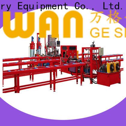 Wangeshi Top knurling machine suppliers