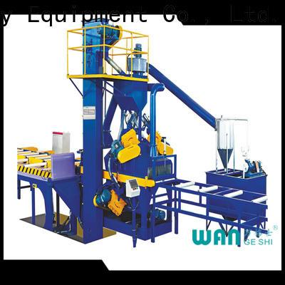 Wangeshi sand blasting machine price