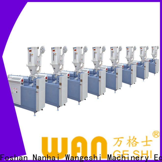 Top thermal break machine manufacturers for PA66 nylong strip production