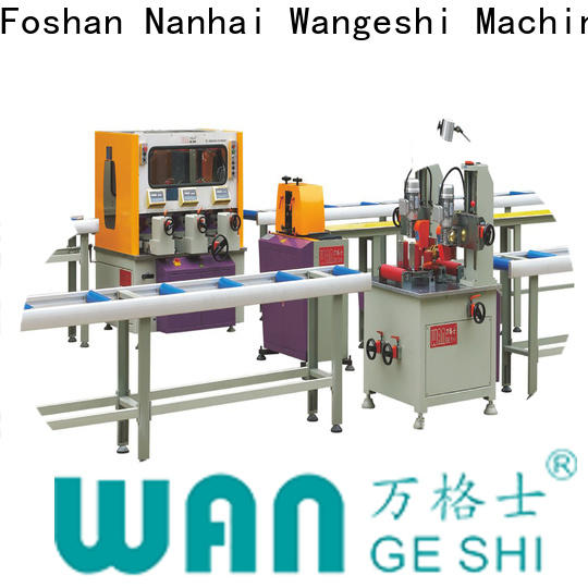 High-quality thermal break assembly machine price for making thermal break profile