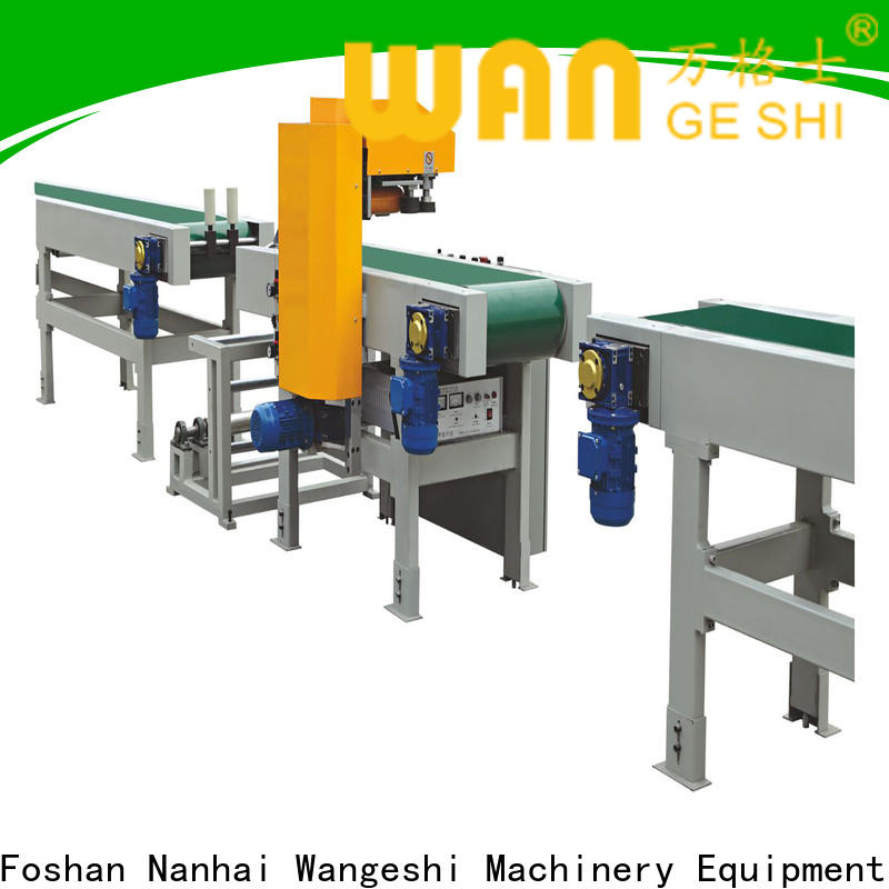 New wrap packing machine company for packing profile