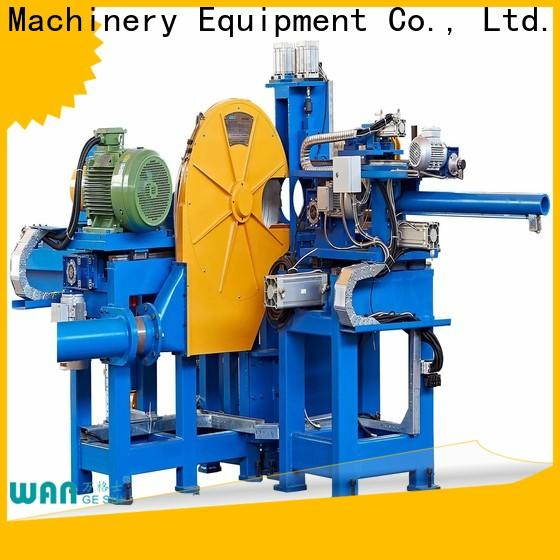 Wangeshi Professional aluminium cutting machine supply for aluminum rods
