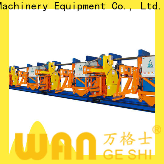 Wangeshi extrusion puller manufacturers for pulling and sawing aluminum profiles