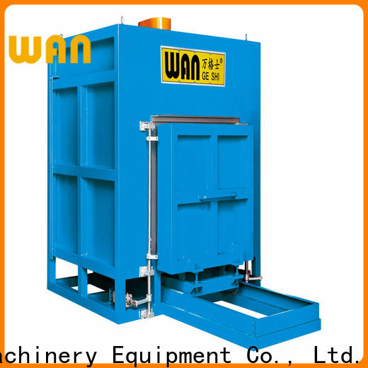 Wangeshi Custom industrial infrared oven factory price for manufacturing plant