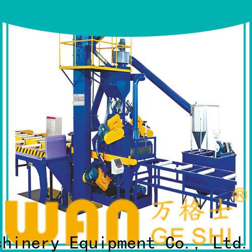 Wangeshi High-quality industrial sand blasting machine company for surface finishing