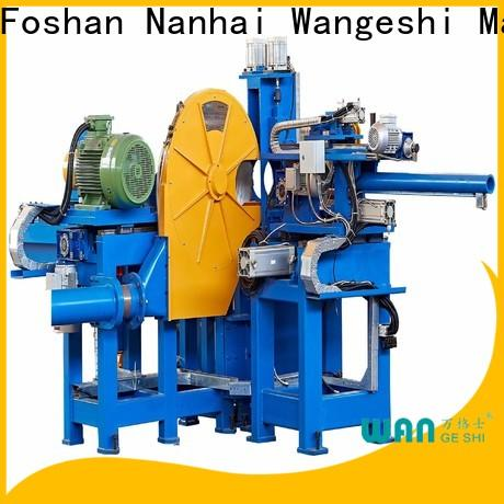 Wangeshi hot shear for sale for cut off the aluminum rods