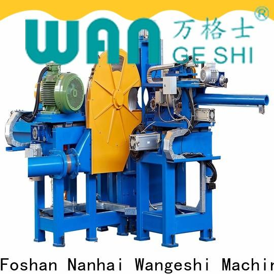 Wangeshi Best hot shearing machine manufacturers for aluminum rods