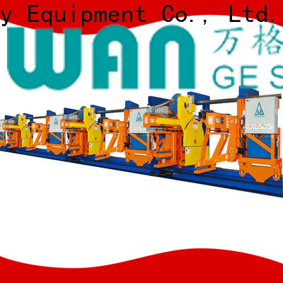 Wangeshi New extrusion puller company for traction aluminum profiles moving