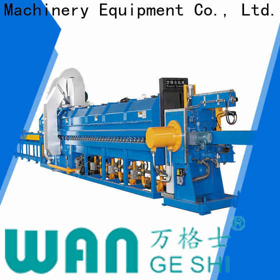 Wangeshi heat treatment furnace cost for aluminum extrusion