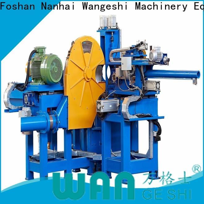 Wangeshi Latest aluminium cutting machine price for shearing aluminum rods
