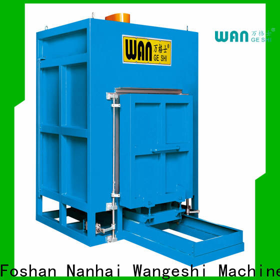 Wangeshi Best industrial infrared oven suppliers for manufacturing plant