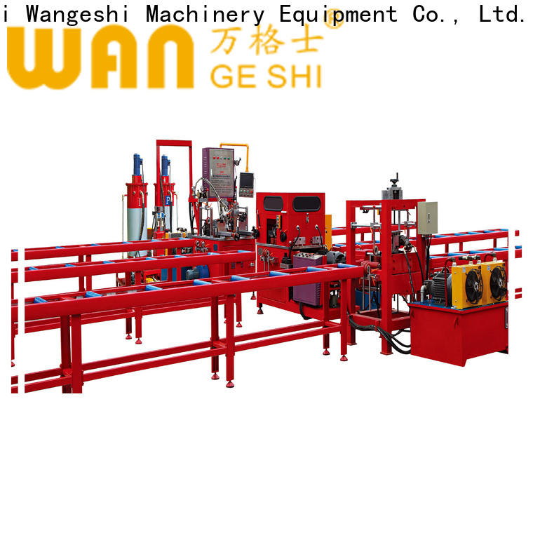 Wangeshi knurling machine suppliers