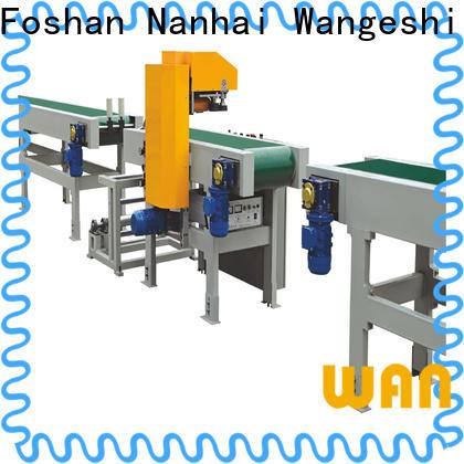 Wangeshi film packing machine supply for ultrasonic auto film welding