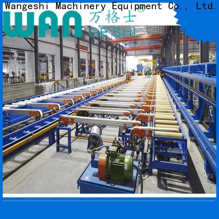 New aluminum extrusion equipment company for aluminum profile