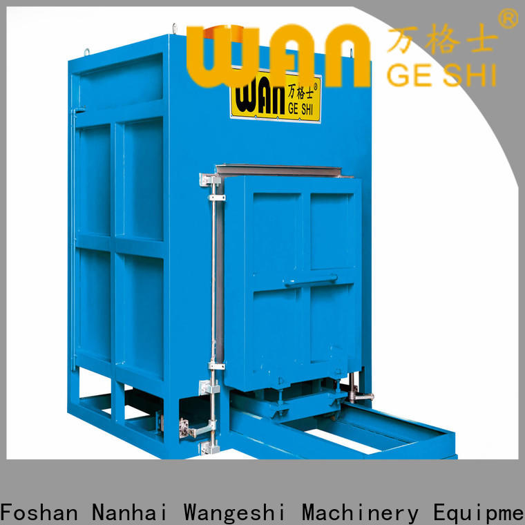 Wangeshi New industrial infrared oven manufacturers for manufacturing plant