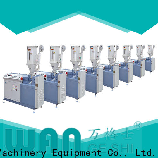 Custom extrusion production line company for making PA66 nylon strip