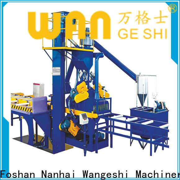 Wangeshi industrial sand blasting machine for sale