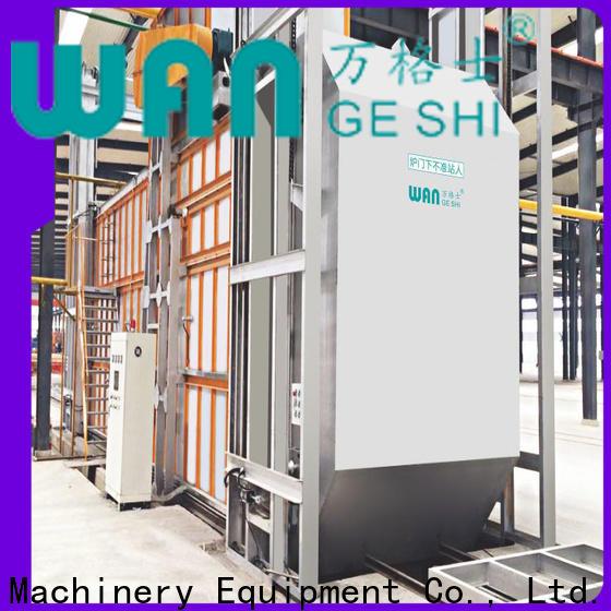 Top aluminum aging furnace factory for high temperature thermal processes of aluminum