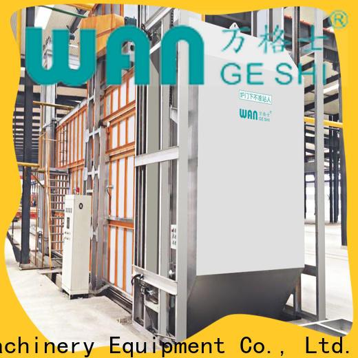 Wangeshi aluminum aging oven vendor for aging heat treatment
